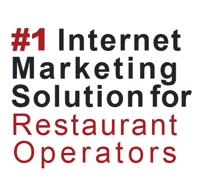 #1 Restaurant Internet Marketing System on the market