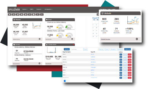 Engage Dashboard Preview