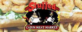 Stuffed Cajun Logo